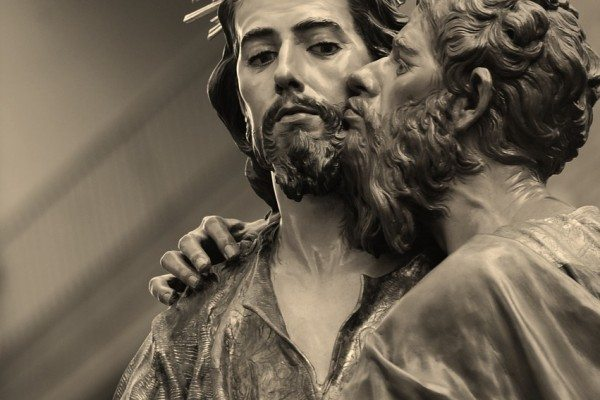 Judas sought the company of Jesus for everything except what He came to give.